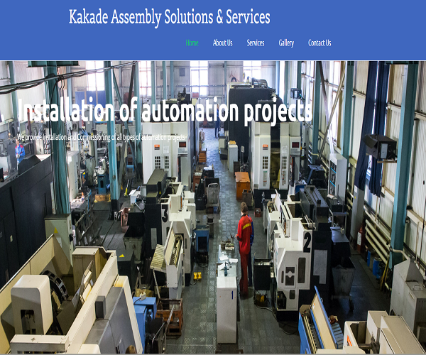 Kakade Assembly Solutions